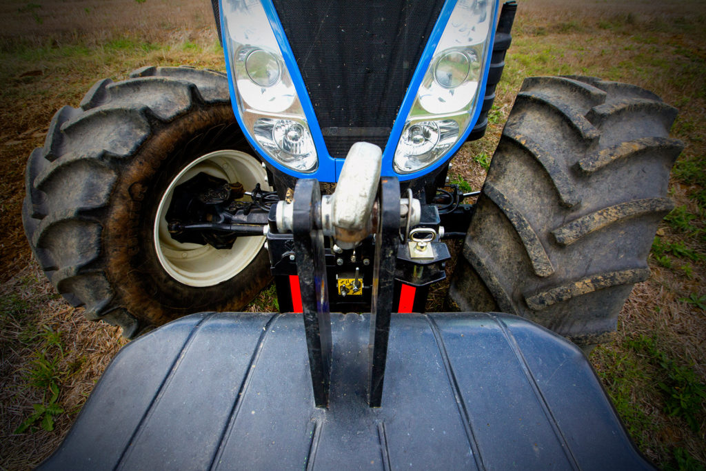 Front Hitch Power Lift (FHPL)